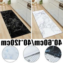 16x48inch Floor Door Mat Kitchen Bedroom Bath Non-Slip Carpe