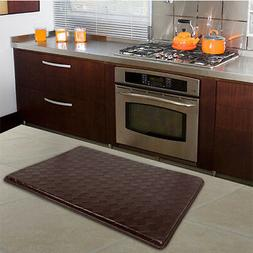 "18"" x 30"" Floor Mat Indoor Cushion Anti-Fatigue Comfort Memo"