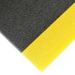 NOTRAX 415S0023BY Black/Yellow Antifatigue Mat 2 ft W x 3 ft