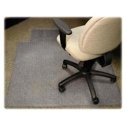 Lorell 46 by 60-Inch Wide Antistatic Chair Mat, 25 by 12-Inc
