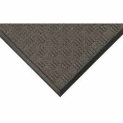 CONDOR 8CAH7 Carpeted Entrance Mat,Pewter,3ft. x 5ft.