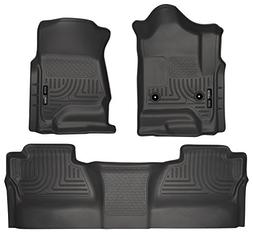 Husky Liners 98231 Weatherbeater Front & 2nd Seat Floor Line