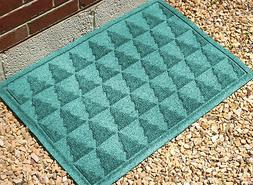 Bungalow Flooring Aqua Shield Pine Trees Doormat