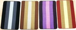 Mix Pattern Door Floor Mat For Entrance, Non Slip, 19 X 31 I