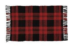 "Park Designs 680-25 Buffalo Check Rag Rug, 24"" x 42"""