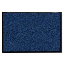 "casa pura Carpet Entrance Mat, Blue  36"" x 60"" 