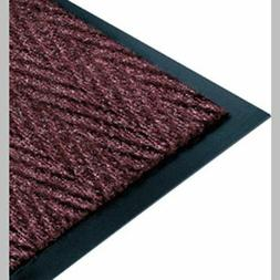 Apache Chevron Rib Commercial Door Mat - Slate Blue