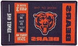 Chicago Bears Turf Trapper Door Mat