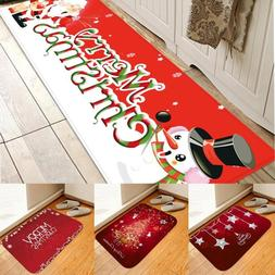 Christmas Series Door Mat Bathroom Non-slip Carpet Living Ro