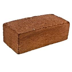 Coco Coir Brick Makes 2 gals Potting Soil for seedlings Root