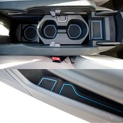 custom fit cup door and center console