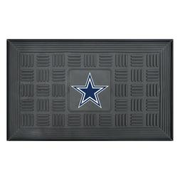 "Fanmats NFL Dallas Cowboys Vinyl Door Mat  20"" X 30"" Deliver"