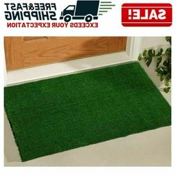 Door Mat Indoor Outdoor Welcome Rug Pad Carpet Area Entrance