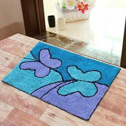 Door Mats Generic India Fab Pure Cotton Anti Skid Water Abso