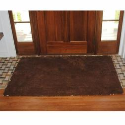 Soggy Doggy Doormat: XLarge, Dark Chocolate | Microfiber Che