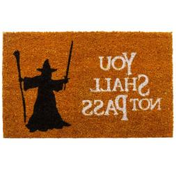 getDigital Doormat You shall not pass | Carpet Entrance Rug