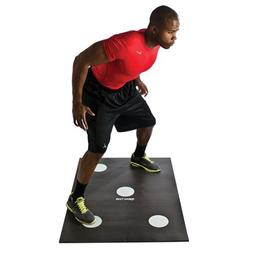 Power Systems Dot Drill Floor Mat for Foot Speed Training, 4
