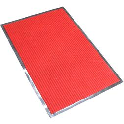 Entrance Floor Door Mat Red Indoor Outdoor Commercial Non-Sl