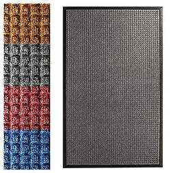 casa pura Entrance Mat | Embossed Front Door Mat | Indoor an