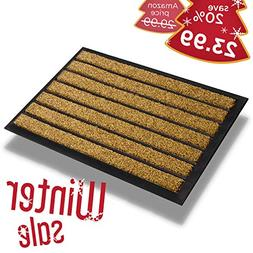 Extra durable striped doormat outdoor - Rubber doormat indoo