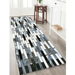 Fake Tile Bricks Mat Bedroom Kitchen Floor Pad Non-Slip Bath