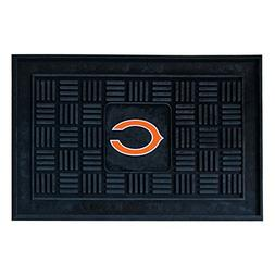 "Fan Mats NFL Chicago Bears Medallion Door Mat 18"" x 30"""