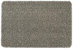 "GrassWorx Clean Machine Flair Doormat, 24"" x 36"", Earth Taup"