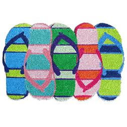 Flip Flop Shaped Door Mat