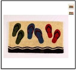 Kempf Flip Flop Design 18 by 30 by 1 inch