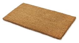 Front Door Mat Natural Coconut Fiber Large Home Outside Entr