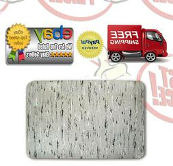 Gray 3x5' Marble Foot Commercial Garage Kitchen Anti-Fatigue