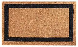 Envelor Home and Garden Handwoven, Extra Thick Doormat, Outd