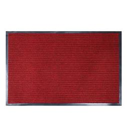fani Heavy Duty Large Outdoor Indoor Entrance Doormat Red Wa