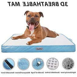 furrybaby High Elasticity Soft 3D Breathable Surface Dog Bed