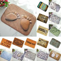 Home Front Door Entry Welcome Mat Indoor Kitchen Bath Decor