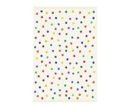 I Am Magic Collection- Colorful Dots- Rectangle Indoor Vinyl