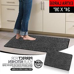 Indoor Non Slip Super-Absorbent Indoor Doormat | Absorbs Mud