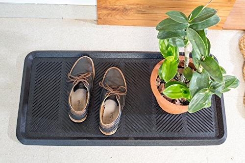 Iron Gate Pack - Boot Tray Indoor Outdoor Use - - Purpose - All Weather Indoor Outdoor Usage