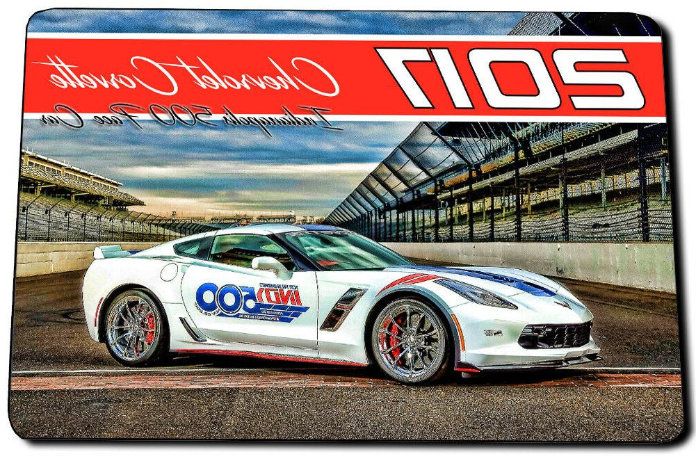 2017 chevrolet corvette indy 500 pace car