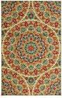 5x8 Printed Rug, Doormat Floral entryway Home Office backdoo