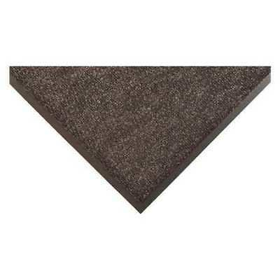 CONDOR 6PXC4 Carpeted Entrance Mat,Charcoal,3ft.x5ft.