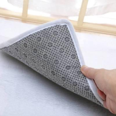 Anti-slip Soft Flannel Door Floor Rug