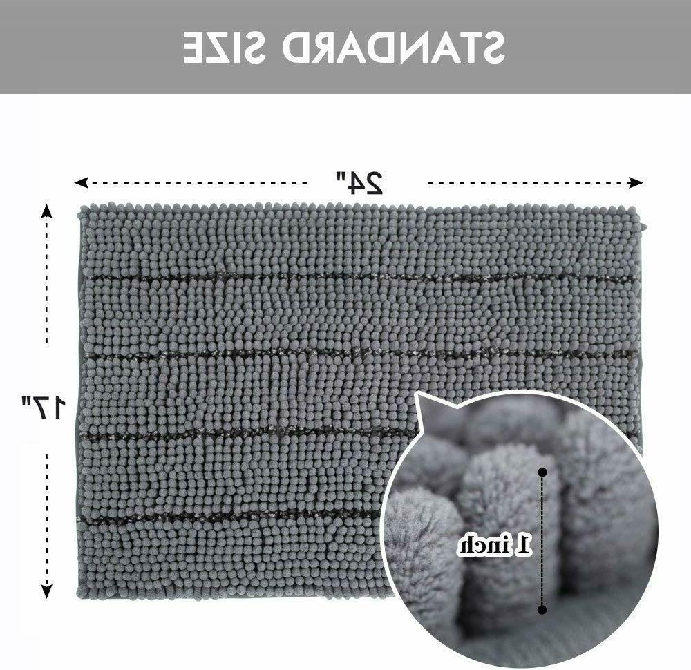 Bath Mat Soft Rug Carpet Machine