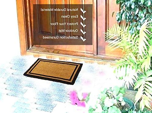 Kempf Natural Outdoor Border Keep Your With Doormats