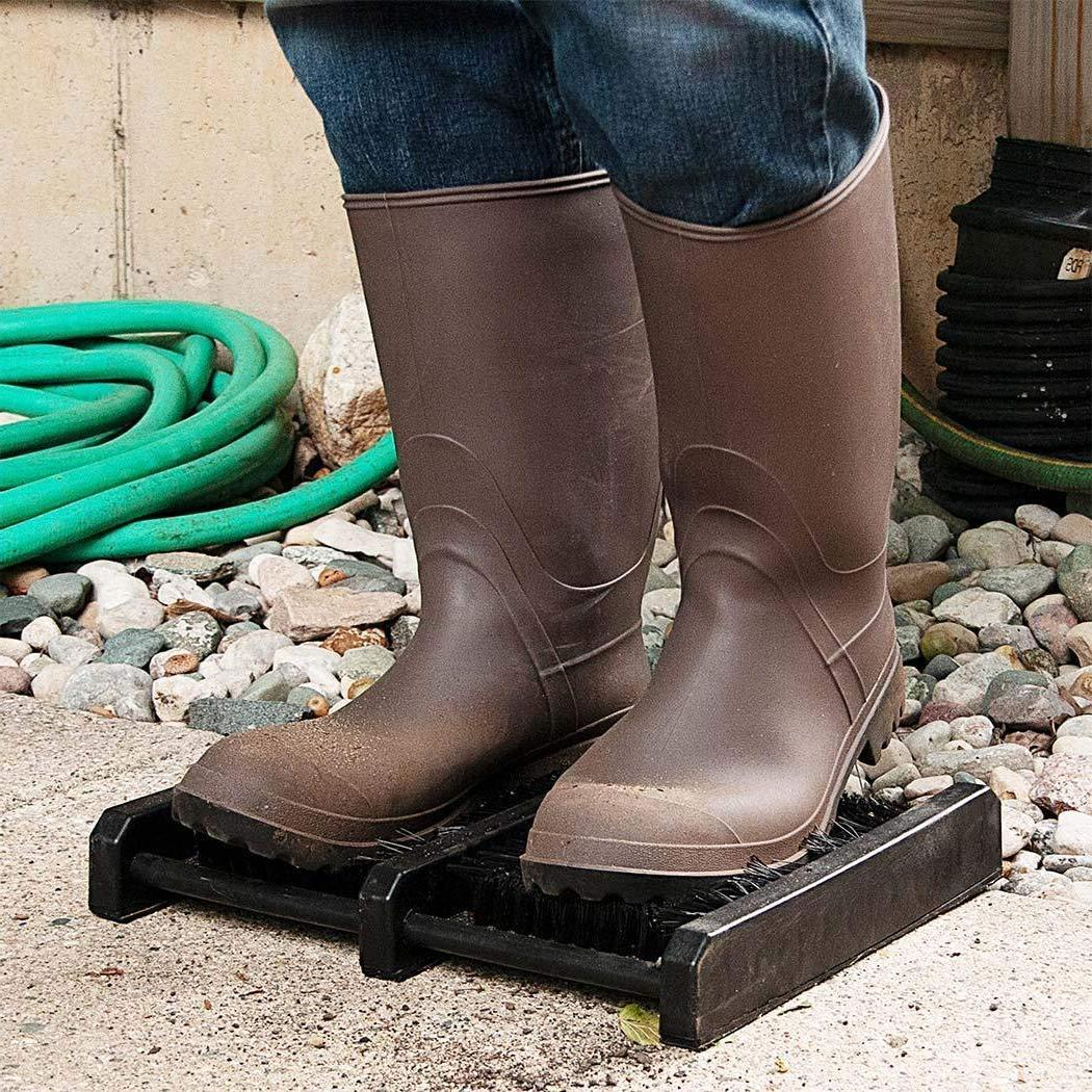 Boot Scrubber Flat Scraper Heavy Shoe Cleaner Jobsite