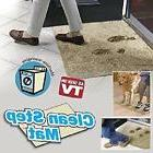 Clean Step Mat As Seen On Tv Absorbent Doormat Indoor Outdoo