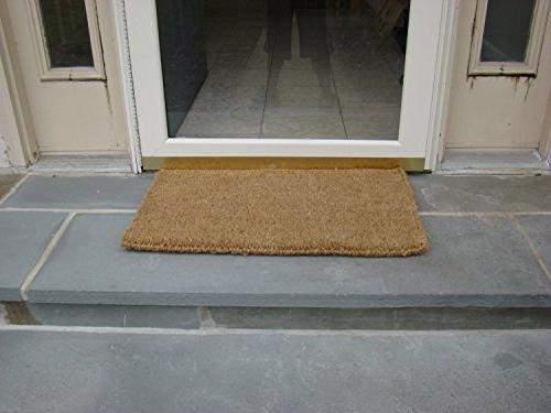 Kempf Natural Doormat, 72-inch, 1""