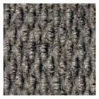 Apache Duro Rib Commercial Door Mat - Solid Gray