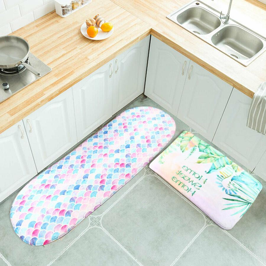 "Entry Rug Doormat Floor Indoor Kitchen Bath 31.5""x19.7"""