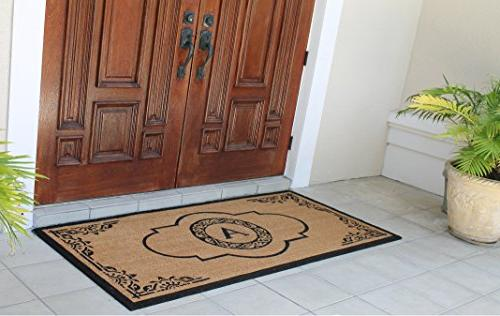 A1 Collections Impression Crafted Entry Doormat, 36""